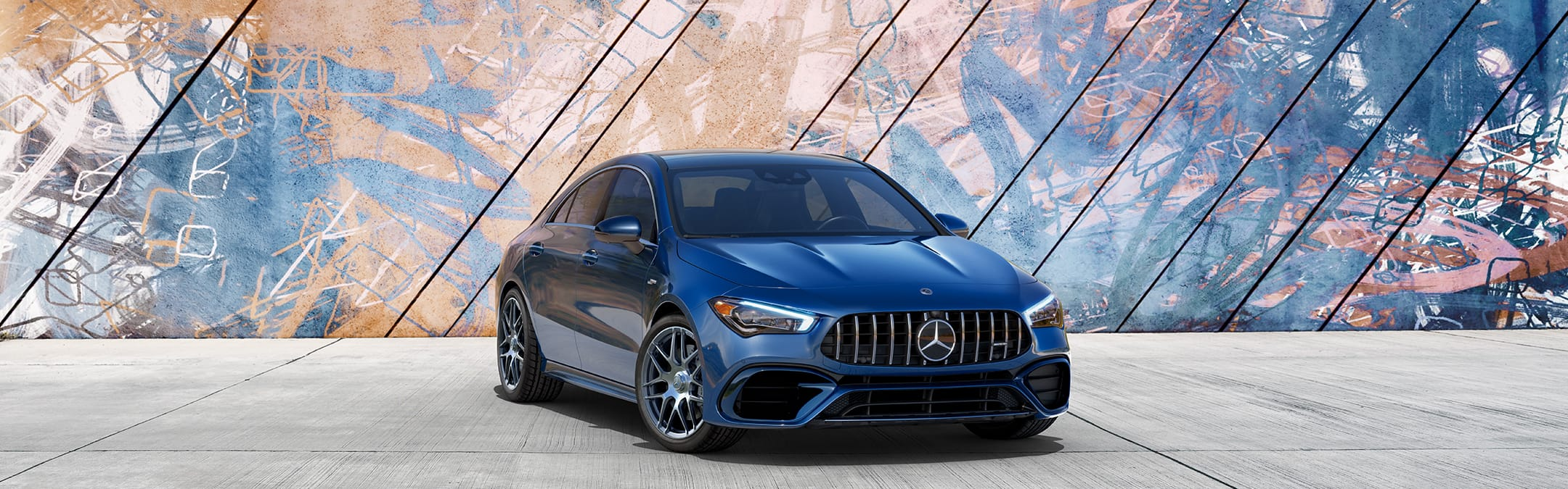 2021 Mercedes-AMG CLA Coupe
