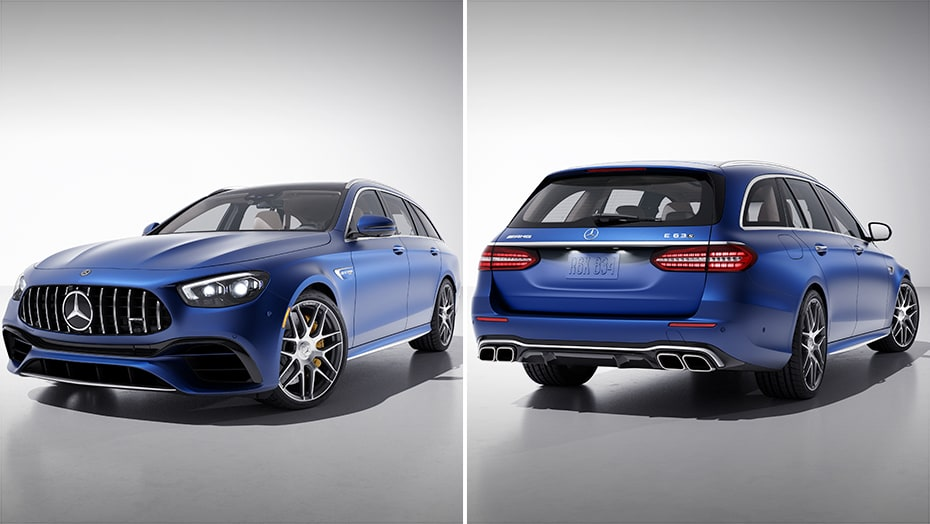 Exclusive AMG body styling