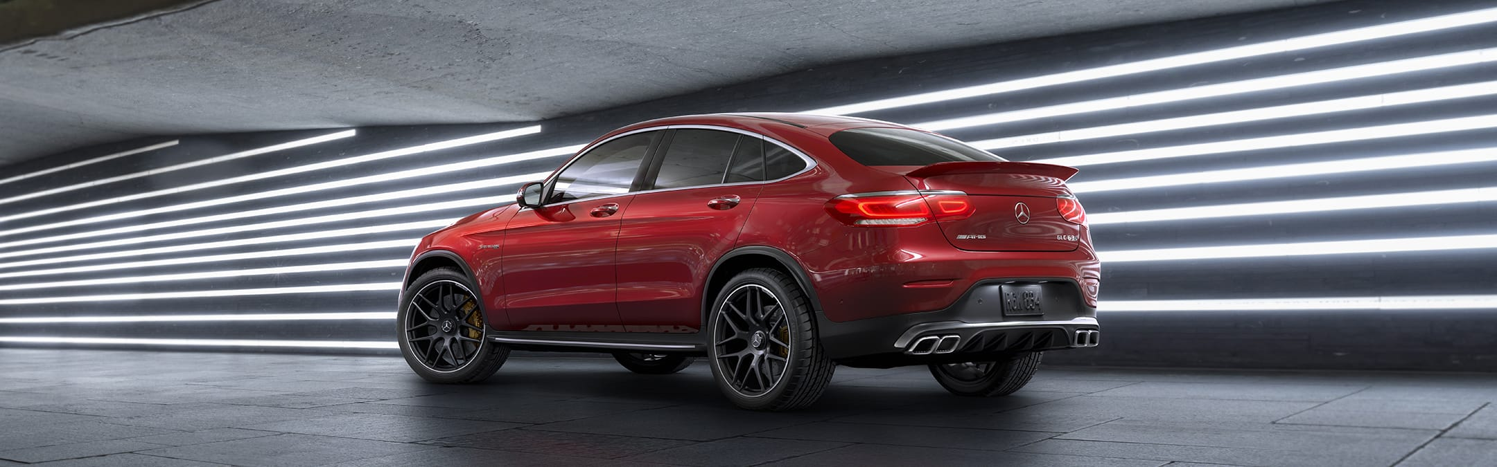 The Amg Glc Coupe Suv Mercedes Benz Canada