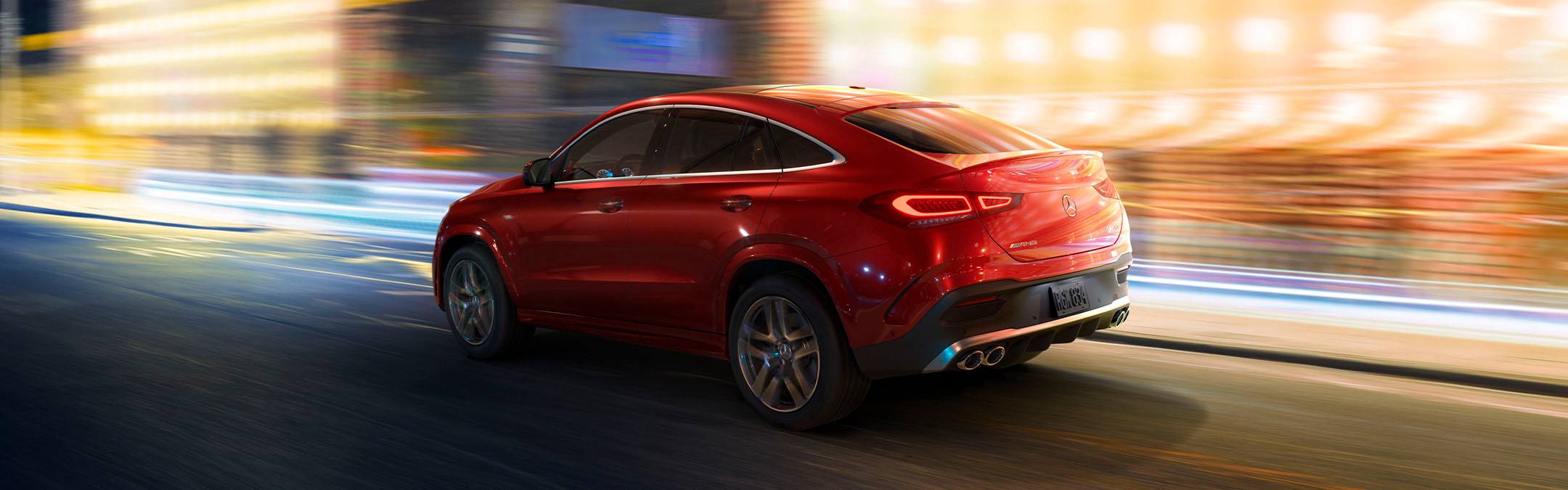 The Gle Coupe Suv Mercedes Benz Canada