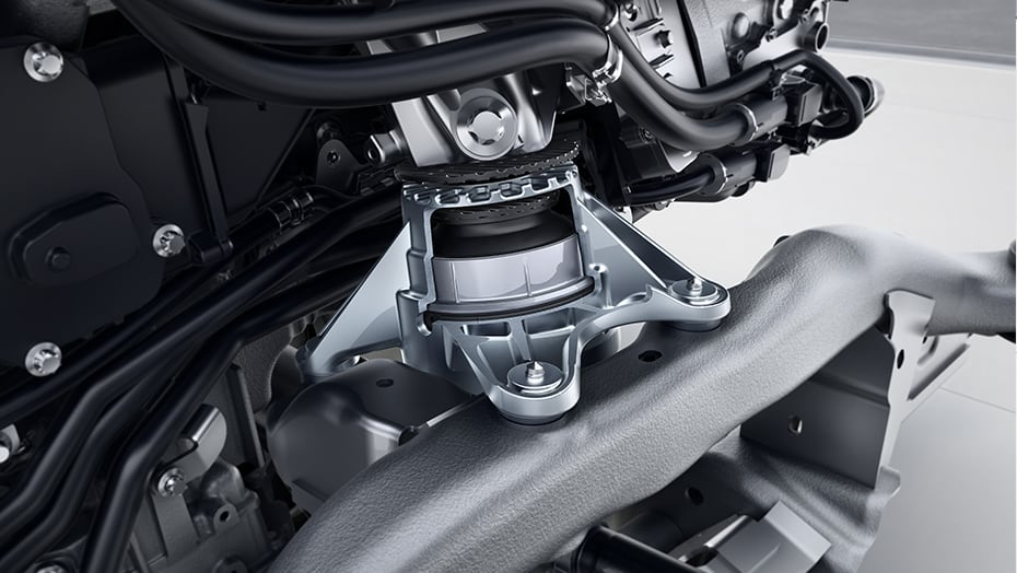 Active engine mounts