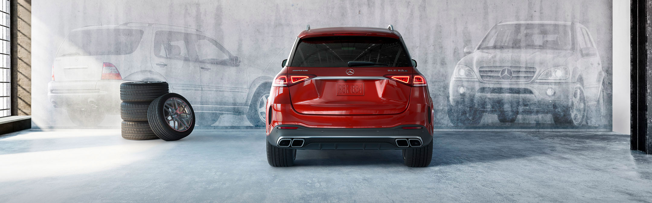 The Mid Size Amg Gle Suv Mercedes Benz Canada