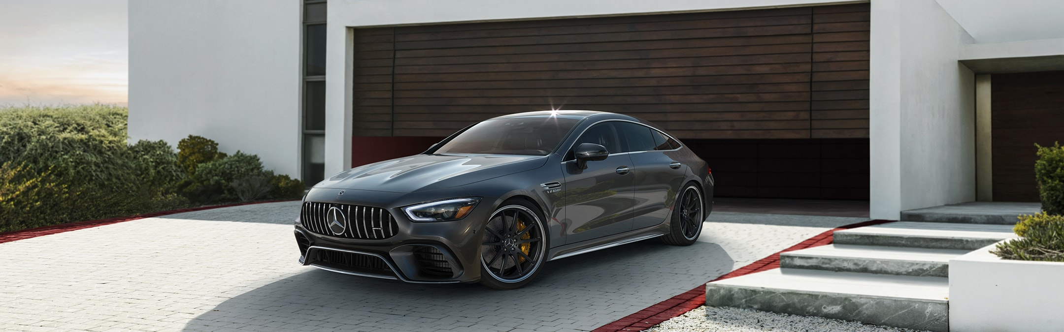 2021 AMG GT 4-DOOR COUPE