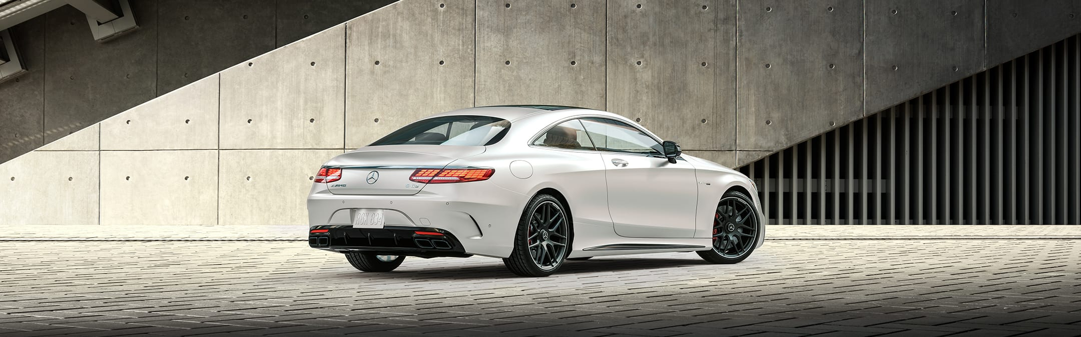 2021 AMG S COUPE