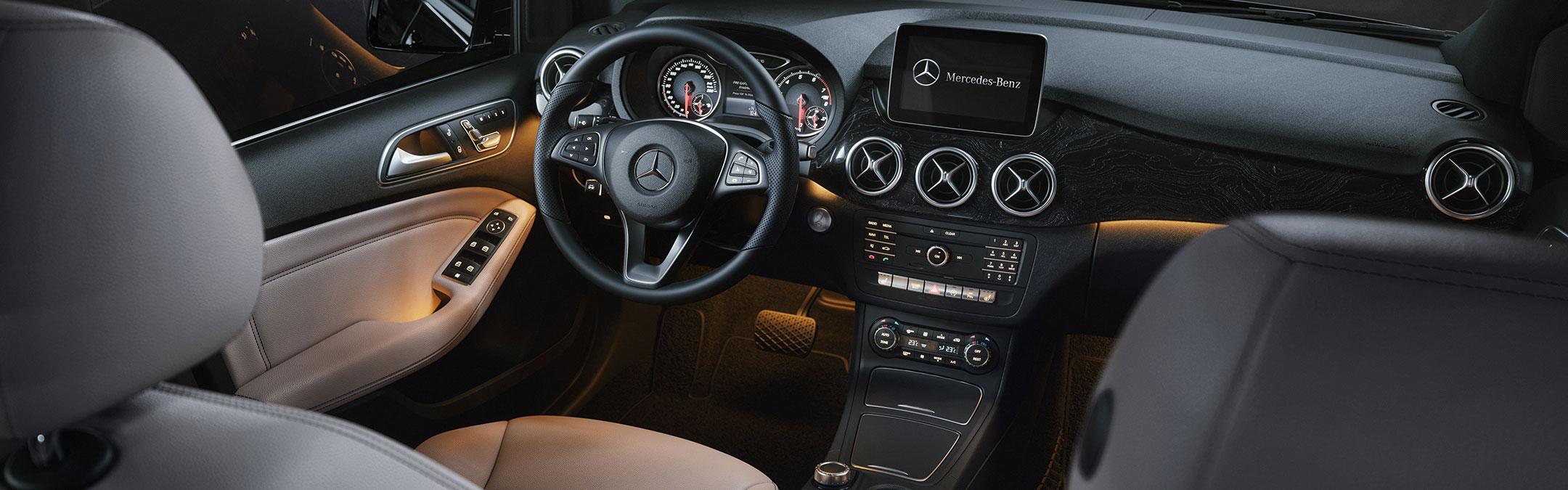 2019 B Class Sports Tourer Mercedes Benz