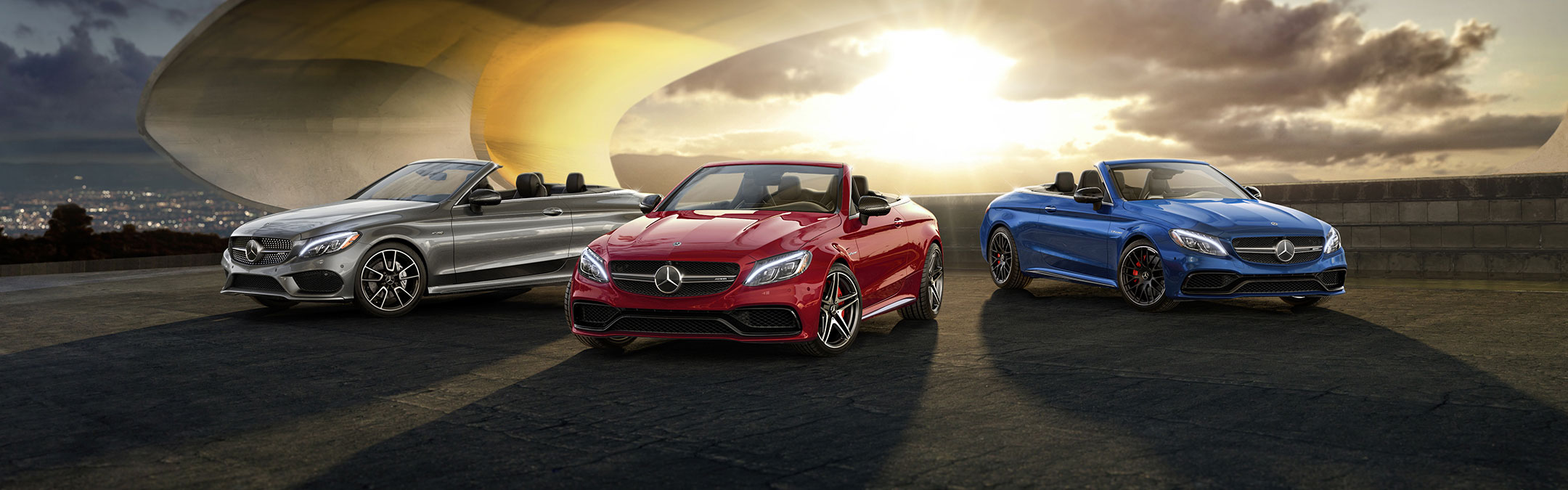 2018 Mercedes-AMG C-Class Cabriolet