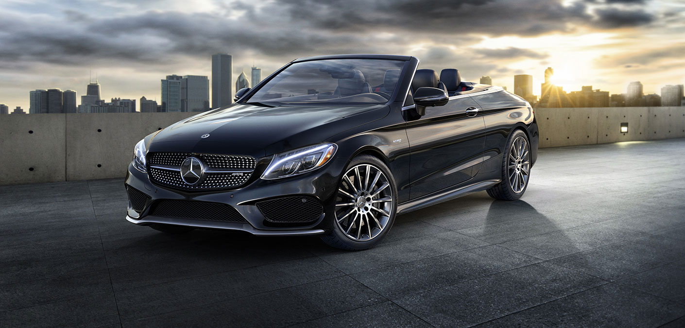 Performances de la Cabriolet Mercedes-AMG C 2018