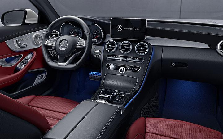2018 C Class Cabriolet Mercedes Benz
