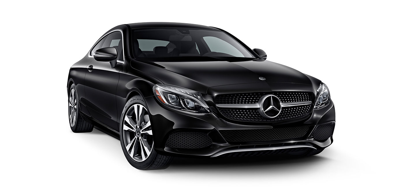 2018 c class coupe mercedes benz. Black Bedroom Furniture Sets. Home Design Ideas
