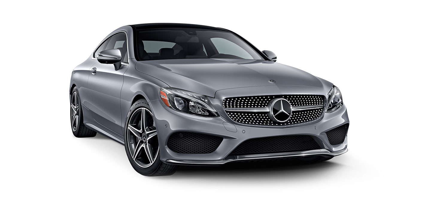2018 c class coupe mercedes benz for Mercedes benz styles