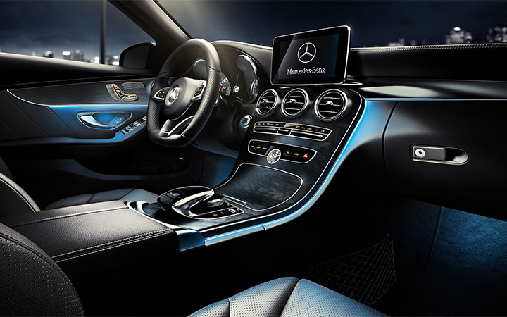 2018 c class sedan mercedes benz. Black Bedroom Furniture Sets. Home Design Ideas