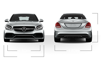 C 63WS Front/back Image