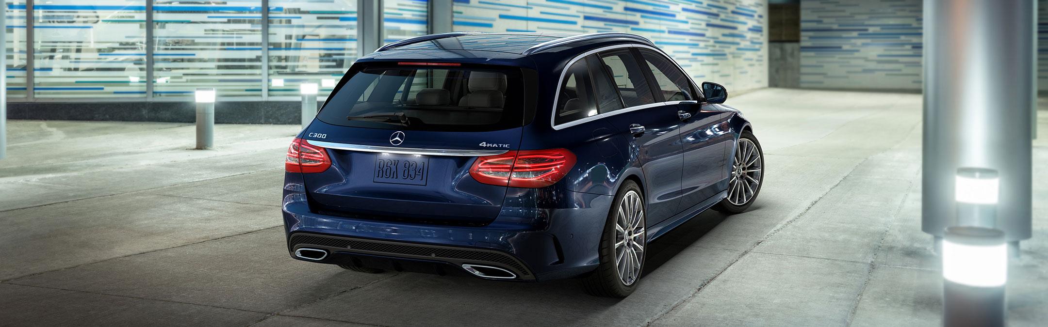 2018 c class wagon mercedes benz for Mercedes benz station wagon 2018