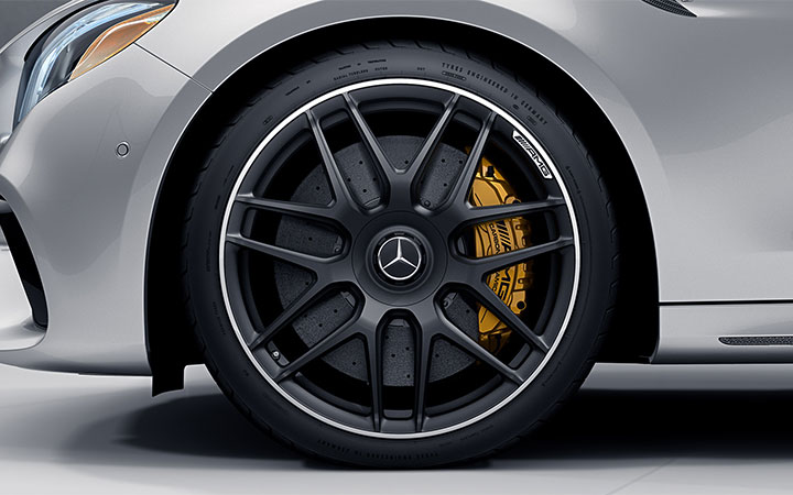 Design de la Berline Mercedes-AMG E 2018