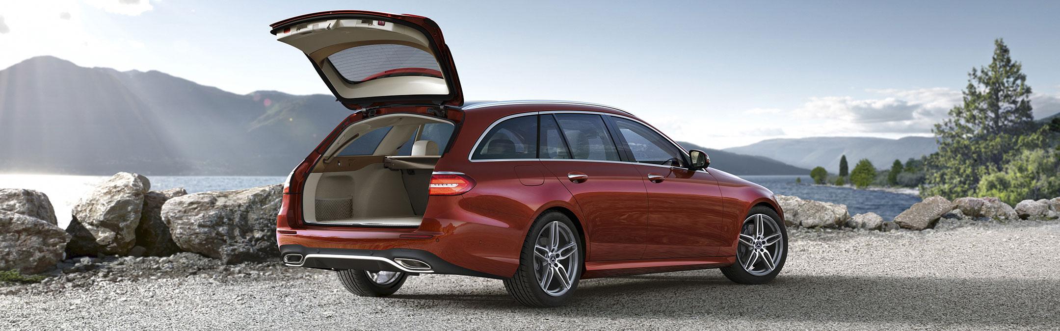 2018 e class wagon mercedes benz for Mercedes benz e class wagon amg