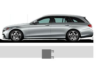 2018 E-Class Wagon | Mercedes-Benz