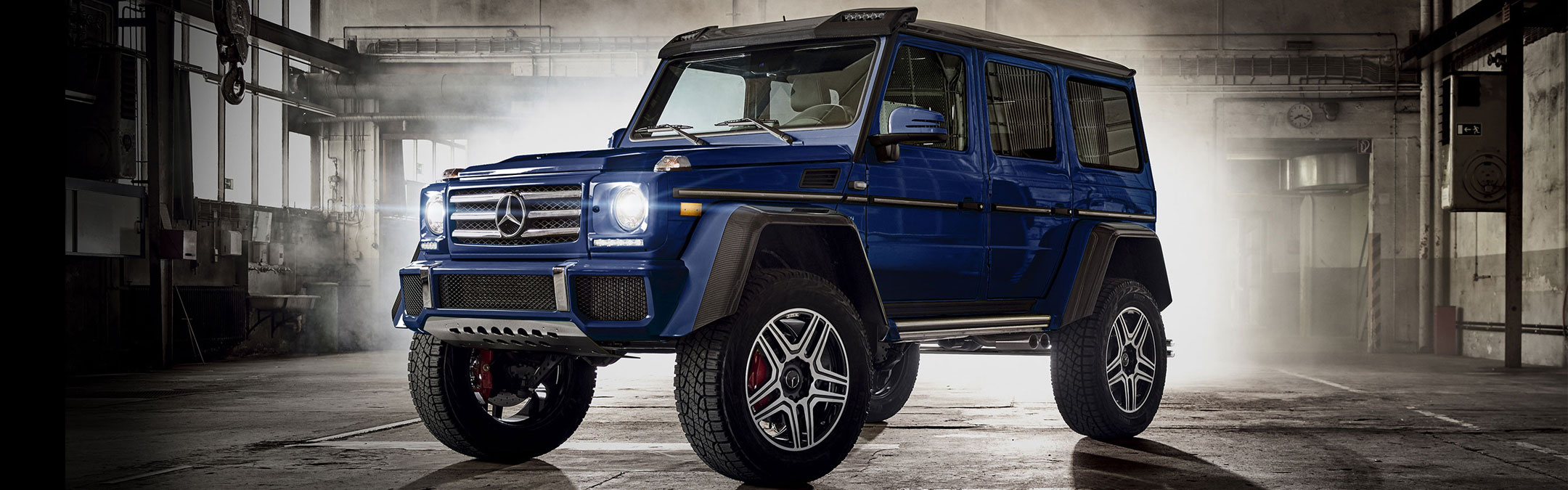2018 mercedes amg g class suv mercedes benz for Mercedes benz jeep g class