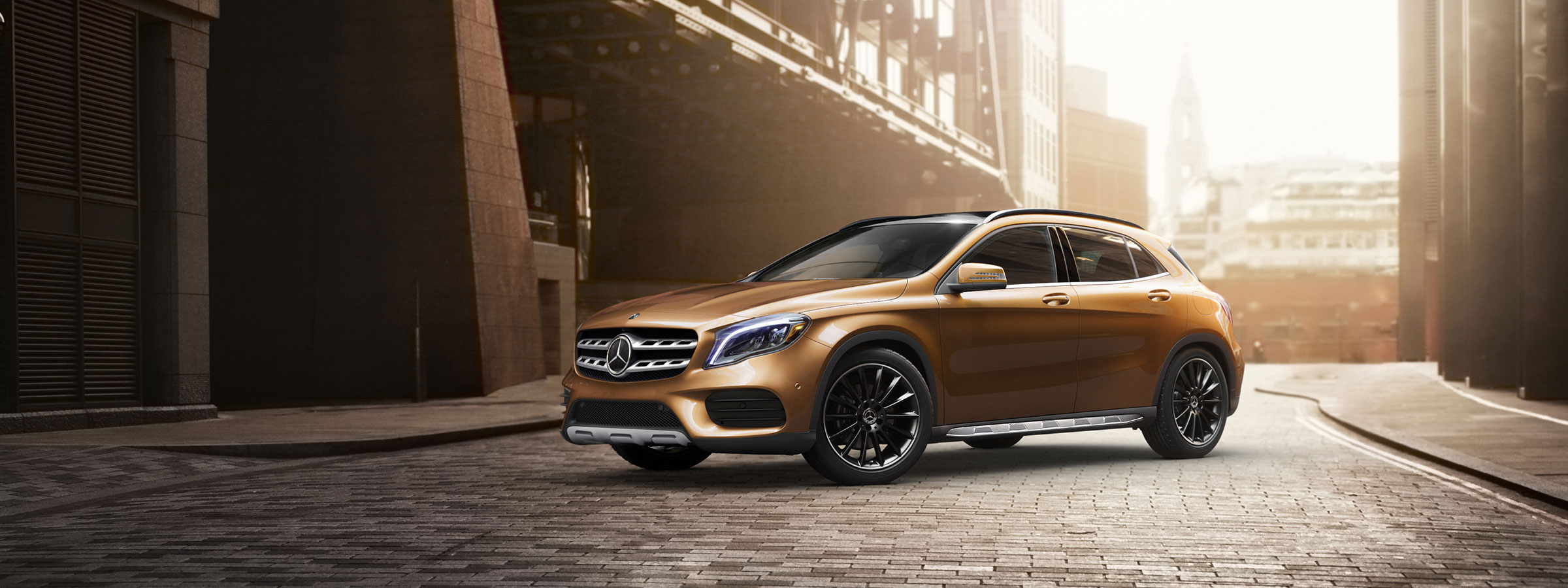 Mercedes Benz Certified Pre Owned >> 2018 GLA SUV | Mercedes-Benz