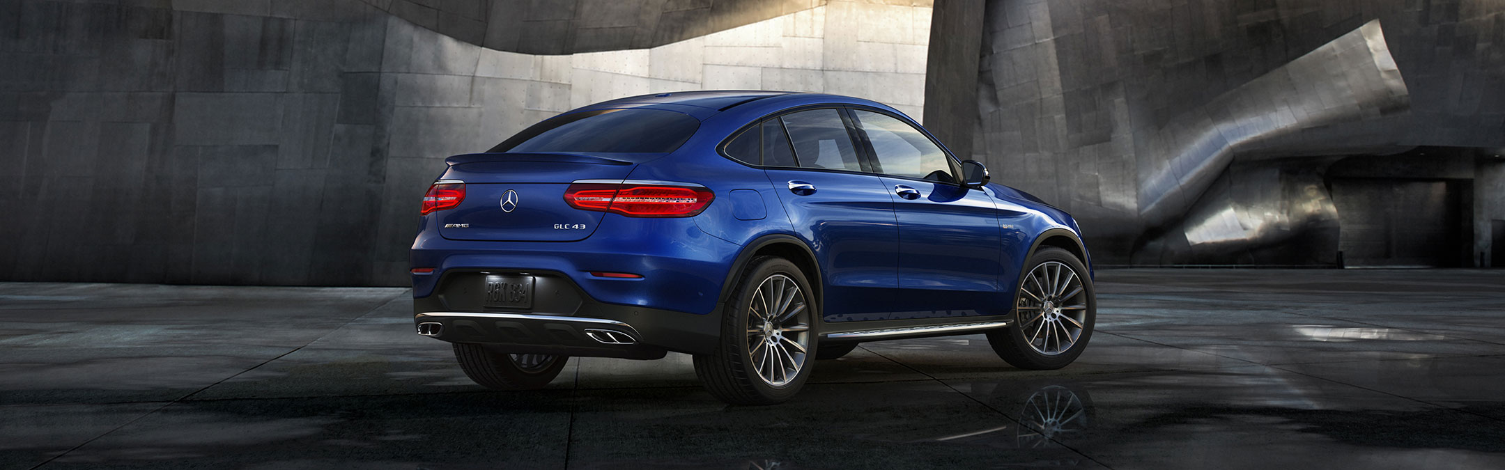 2018 Mercedes-AMG GLC 4MATIC Coupe