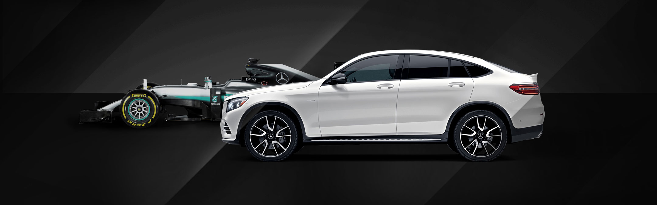 2018 Mercedes-AMG GLC Coupe Performance