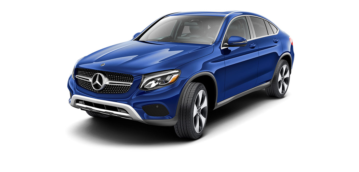 2018 GLC Coupe Performance