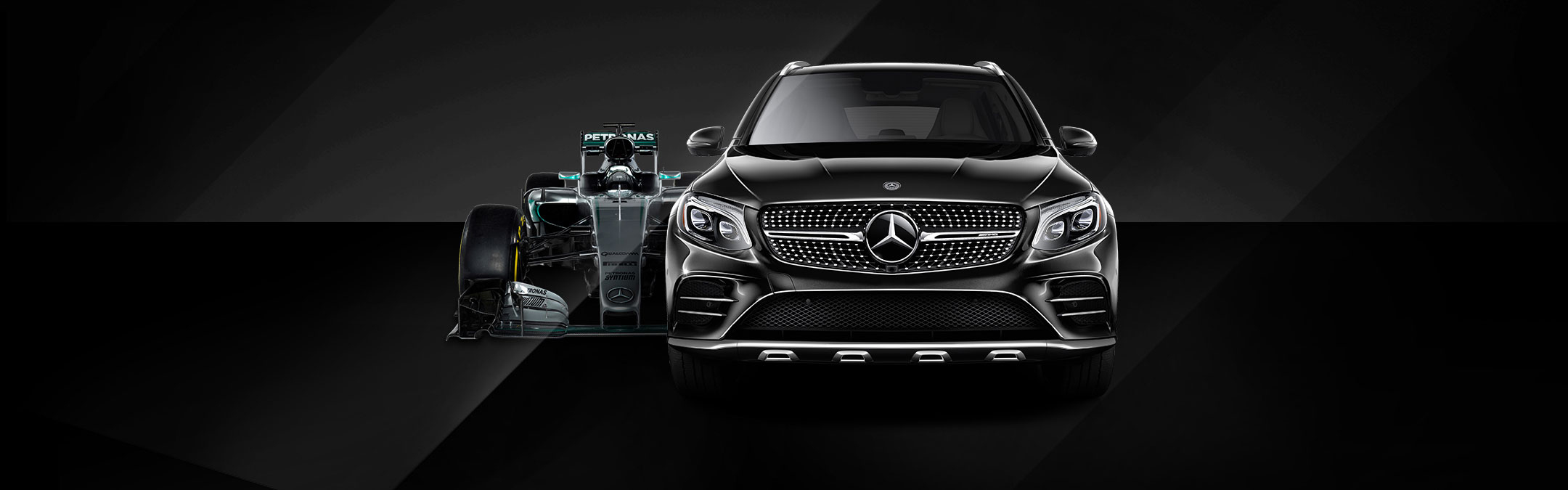 Performances du Mercedes-AMG GLC 2018