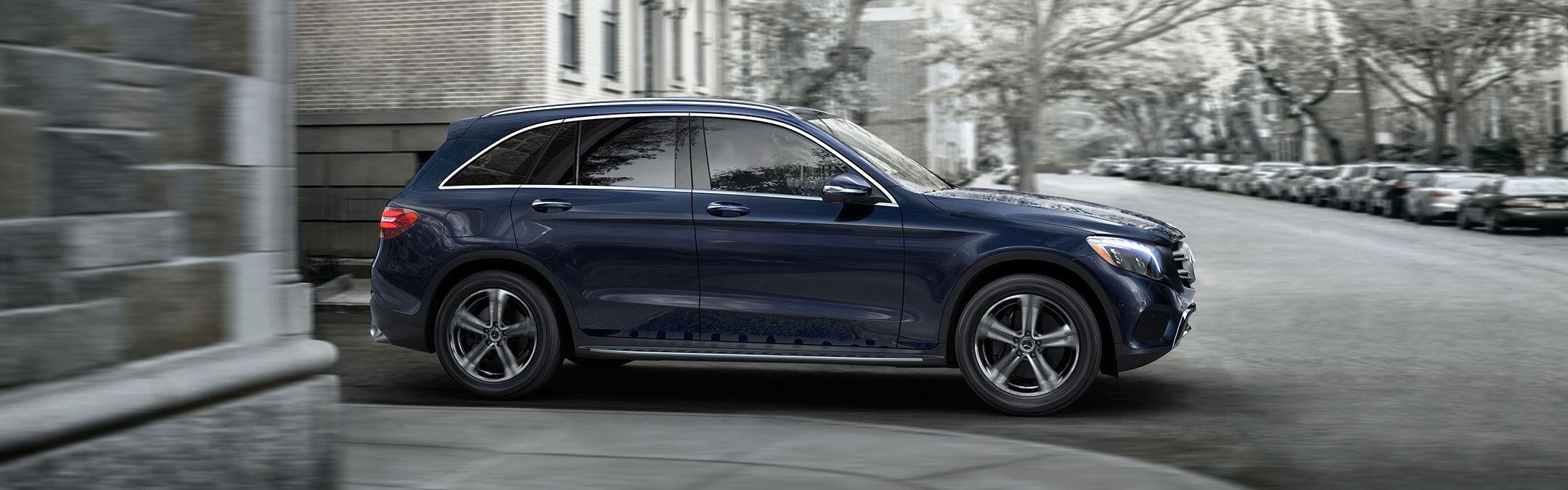 Design du VUS GLC 2018