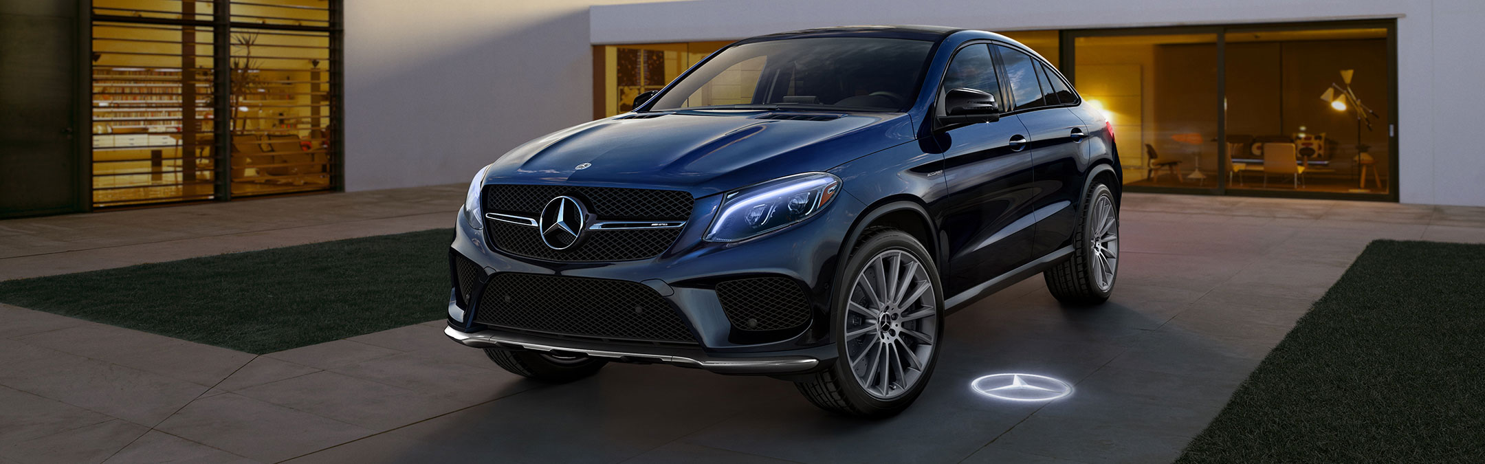 2018 Mercedes-AMG GLE Coupe Design