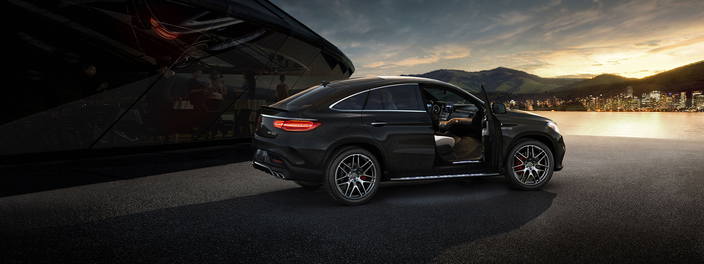 Coupé GLE 4MATIC Mercedes-AMG 2018
