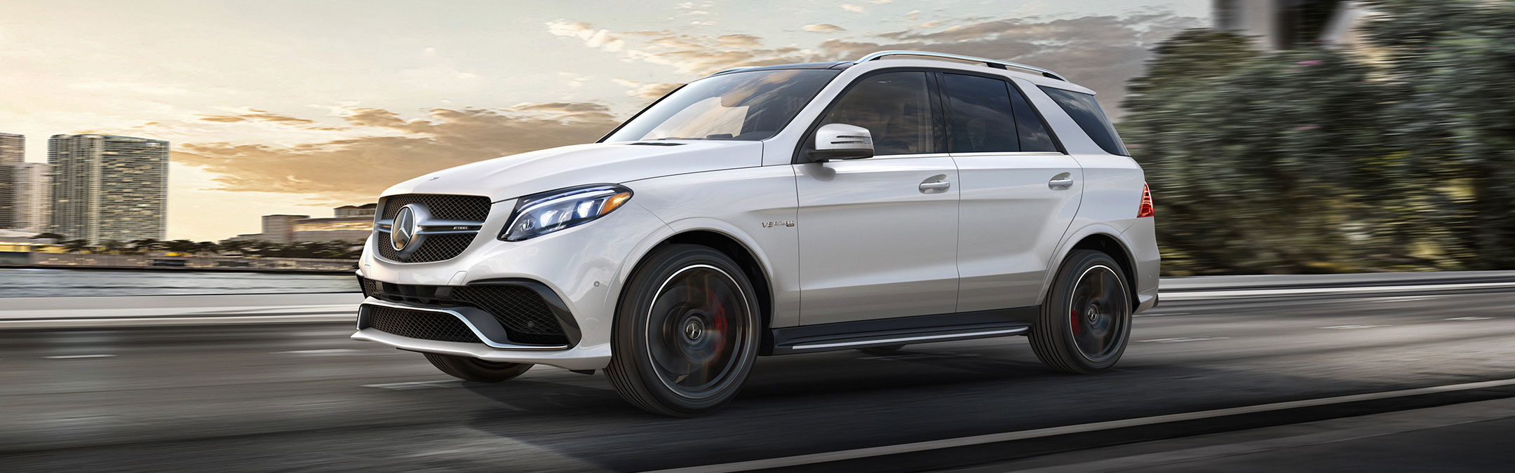 2018 Mercedes-AMG GLE Coupe Performance