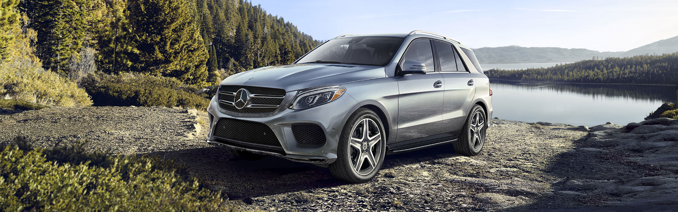 2018 GLE SUV Design