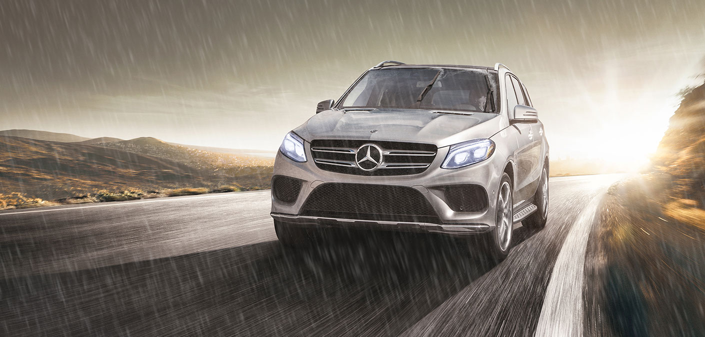 2018 GLE SUV Innovation