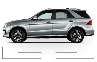 GLE43W4 Side Image