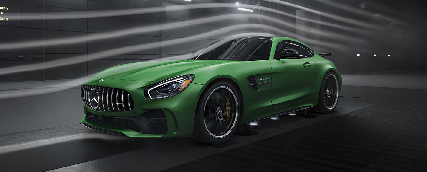 2018 Mercedes AMG GT R Coupe Design