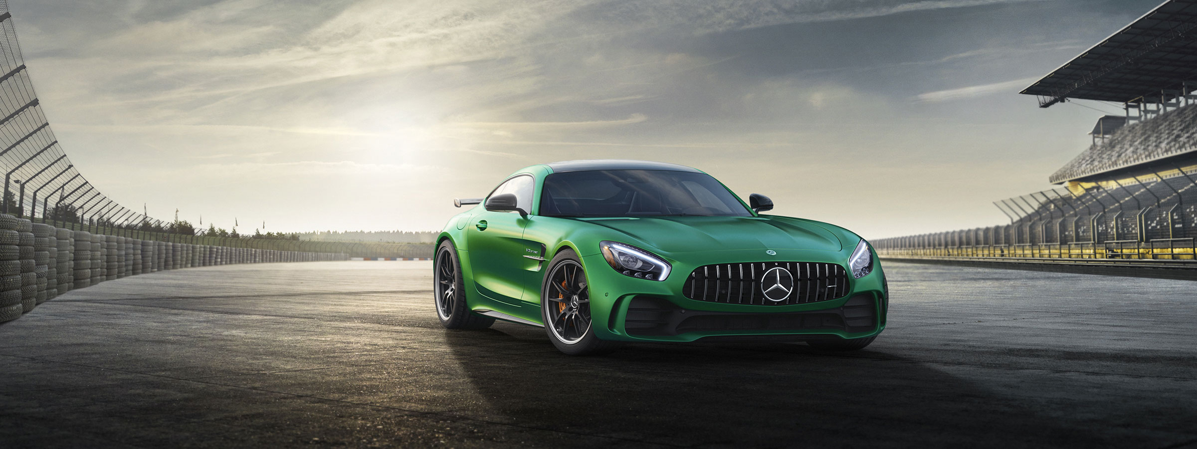 2018 mercedes-amg high performance gt coupe sports car | mercedes