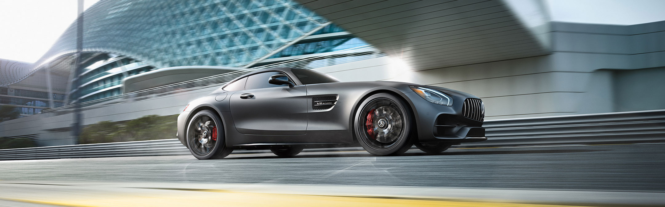 2018 Mercedes-AMG GT, GT S and GT C Coupe Performance