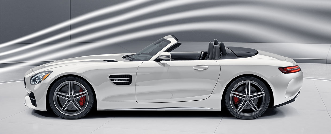 2018 Mercedes-AMG Performance GT Roadster Sports Car ...