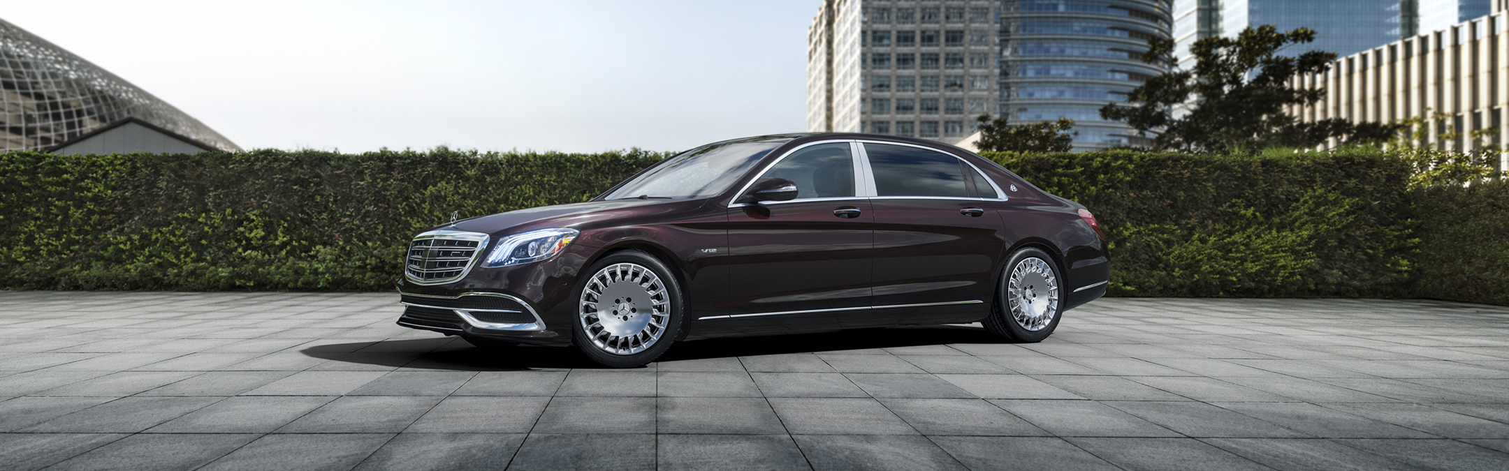 Performances de la Mercedes-Maybach 2018