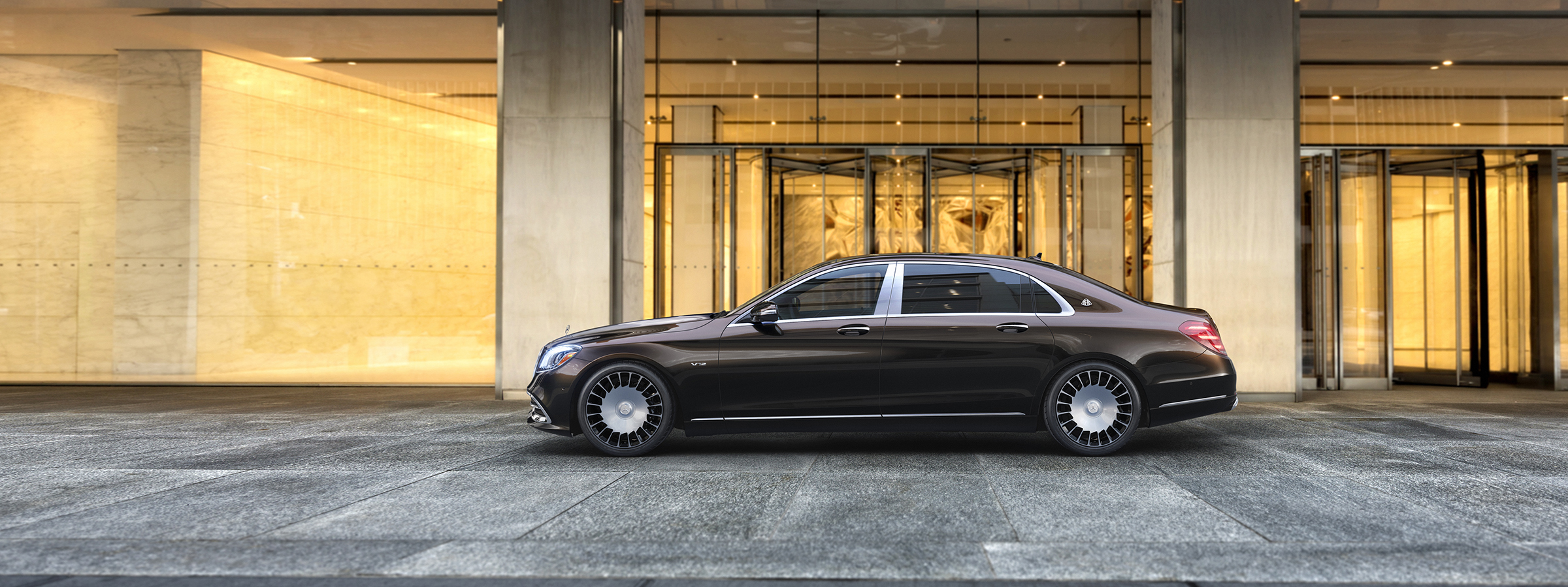 La Mercedes-Maybach 2018