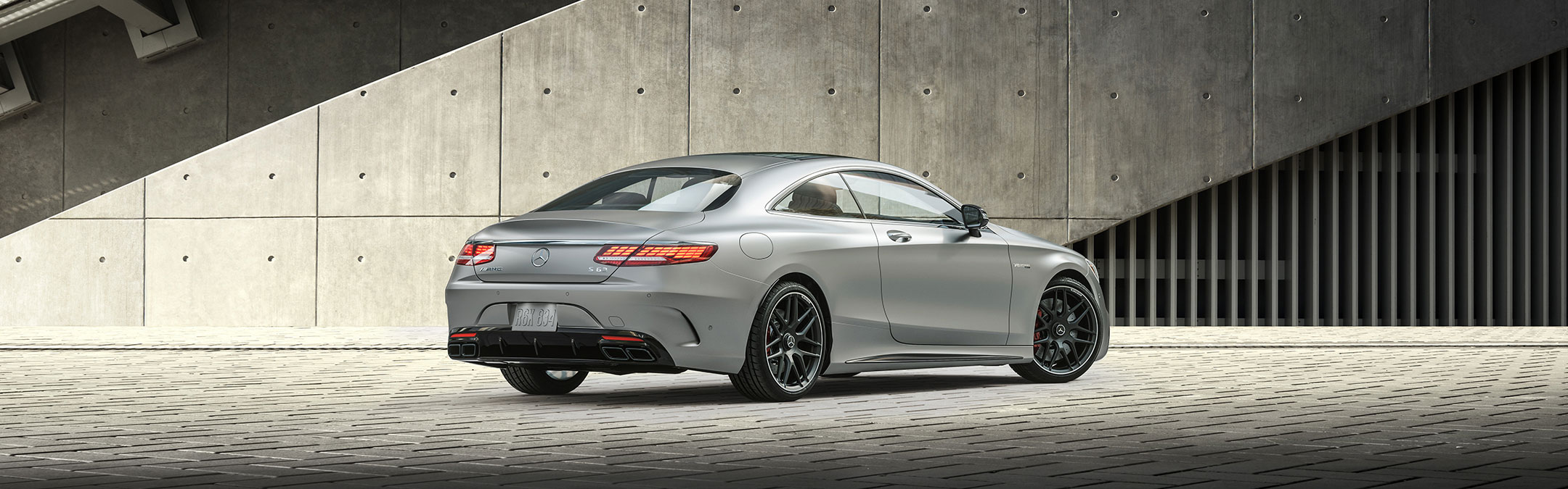 2018 Mercedes-AMG S-Class Coupe