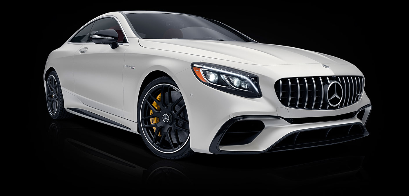 2018 Mercedes-AMG S-Class Coupe Design