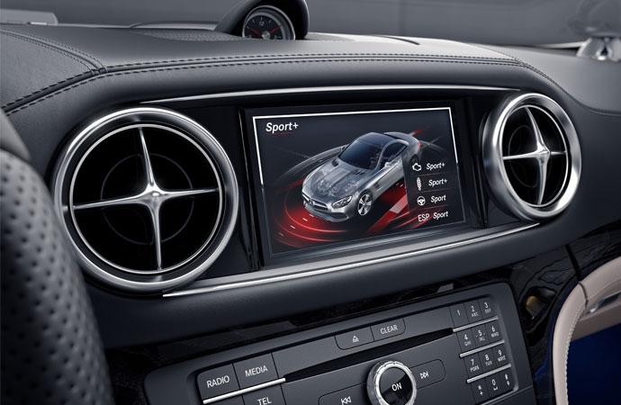 2018 Sl Roadster Mercedes Benz