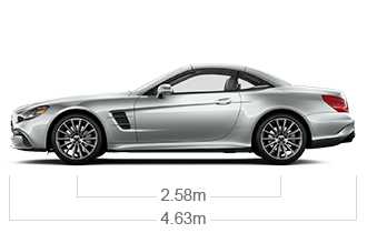 SL550R Side Image