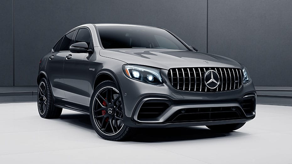 2019 Amg Glc 63 4matic Coupe