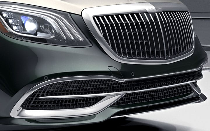 2019 Mercedes-Maybach Design