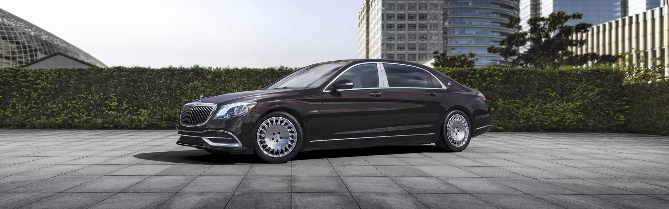 2019 Mercedes-Maybach Performance